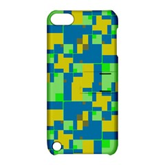 Shapes in shapes Apple iPod Touch 5 Hardshell Case with Stand
