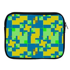 Shapes in shapes Apple iPad 2/3/4 Zipper Case