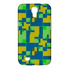 Shapes in shapes Samsung Galaxy Mega 6.3  I9200 Hardshell Case