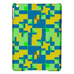 Shapes in shapes Apple iPad Air Hardshell Case