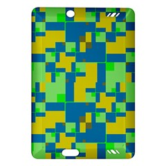 Shapes in shapes Kindle Fire HD (2013) Hardshell Case