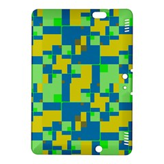 Shapes in shapes Kindle Fire HDX 8.9  Hardshell Case