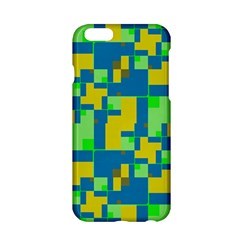 Shapes in shapes Apple iPhone 6 Hardshell Case