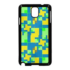 Shapes in shapes Samsung Galaxy Note 3 Neo Hardshell Case