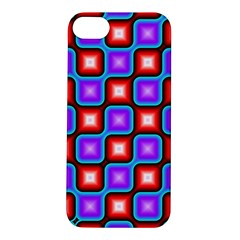 Connected squares pattern Apple iPhone 5S Hardshell Case