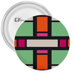 Rectangles Cross 3  Button