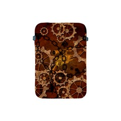 Steampunk In Rusty Metal Apple iPad Mini Protective Soft Cases