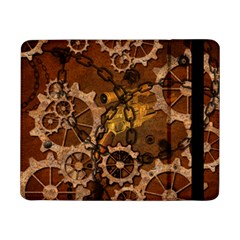 Steampunk In Rusty Metal Samsung Galaxy Tab Pro 8.4  Flip Case