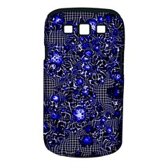 Sci Fi Fantasy Cosmos Blue Samsung Galaxy S III Classic Hardshell Case (PC+Silicone)