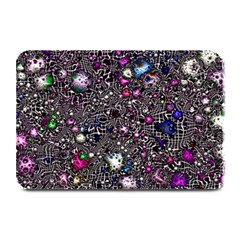 Sci Fi Fantasy Cosmos Pink Plate Mats