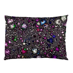 Sci Fi Fantasy Cosmos Pink Pillow Cases (two Sides)