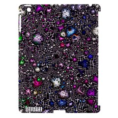 Sci Fi Fantasy Cosmos Pink Apple iPad 3/4 Hardshell Case (Compatible with Smart Cover)