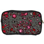 Sci Fi Fantasy Cosmos Red  Toiletries Bags 2-Side Front