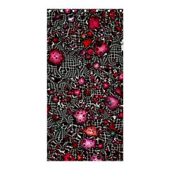 Sci Fi Fantasy Cosmos Red  Shower Curtain 36  x 72  (Stall)