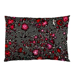 Sci Fi Fantasy Cosmos Red  Pillow Cases (Two Sides)