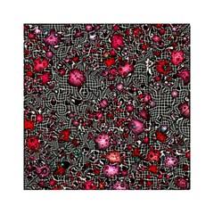 Sci Fi Fantasy Cosmos Red  Acrylic Tangram Puzzle (6  x 6 )