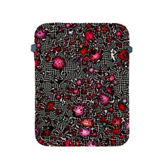Sci Fi Fantasy Cosmos Red  Apple iPad 2/3/4 Protective Soft Cases