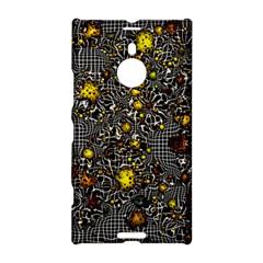 Sci Fi Fantasy Cosmos Yellow Nokia Lumia 1520