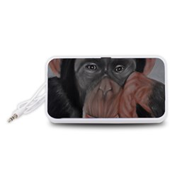 The Thinker Portable Speaker (White)