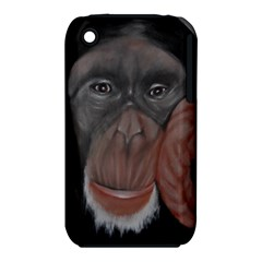 The Thinker Apple iPhone 3G/3GS Hardshell Case (PC+Silicone)