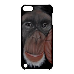 The Thinker Apple iPod Touch 5 Hardshell Case with Stand