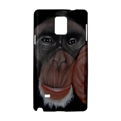 The Thinker Samsung Galaxy Note 4 Hardshell Case