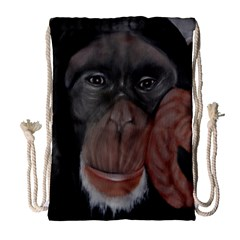 The Thinker Drawstring Bag (Large)