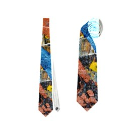 Triangles Neckties (One Side)