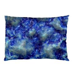 Alien DNA Blue Pillow Cases (Two Sides)