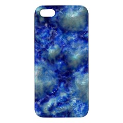 Alien DNA Blue iPhone 5S Premium Hardshell Case