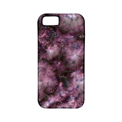 Alien Dna Purple Apple iPhone 5 Classic Hardshell Case (PC+Silicone)