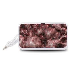 Alien DNA Red Portable Speaker (White)