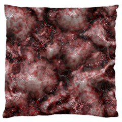 Alien DNA Red Large Cushion Cases (One Side)