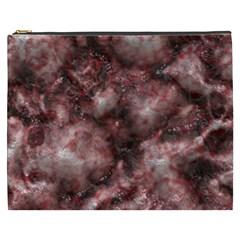 Alien DNA Red Cosmetic Bag (XXXL)