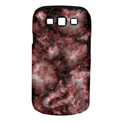 Alien DNA Red Samsung Galaxy S III Classic Hardshell Case (PC+Silicone)