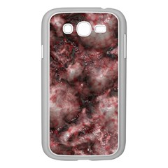 Alien DNA Red Samsung Galaxy Grand DUOS I9082 Case (White)