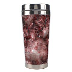 Alien DNA Red Stainless Steel Travel Tumblers