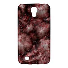 Alien DNA Red Samsung Galaxy Mega 6.3  I9200 Hardshell Case