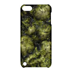Alien DNA green Apple iPod Touch 5 Hardshell Case with Stand