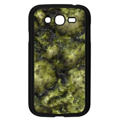 Alien DNA green Samsung Galaxy Grand DUOS I9082 Case (Black)