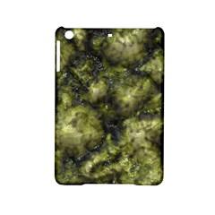 Alien DNA green iPad Mini 2 Hardshell Cases