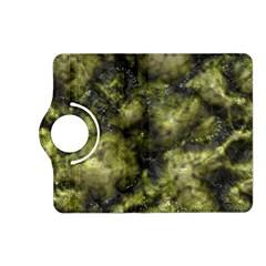 Alien DNA green Kindle Fire HD (2013) Flip 360 Case