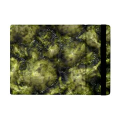 Alien DNA green iPad Mini 2 Flip Cases