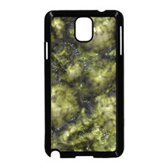 Alien DNA green Samsung Galaxy Note 3 Neo Hardshell Case (Black)