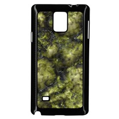 Alien Dna Green Samsung Galaxy Note 4 Case (black)
