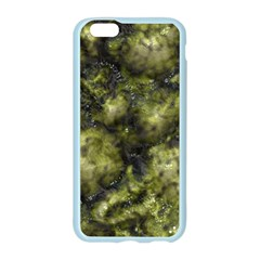 Alien DNA green Apple Seamless iPhone 6/6S Case (Color)