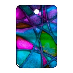 Imposant Abstract Teal Samsung Galaxy Note 8.0 N5100 Hardshell Case