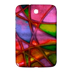 Imposant Abstract Red Samsung Galaxy Note 8.0 N5100 Hardshell Case