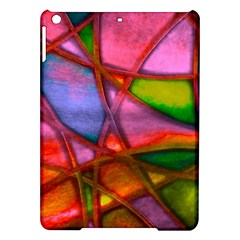 Imposant Abstract Red iPad Air Hardshell Cases