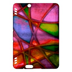 Imposant Abstract Red Kindle Fire HDX Hardshell Case